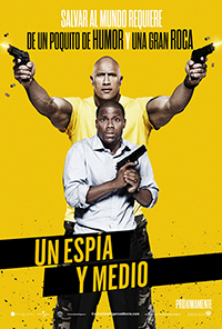 Un espia y medio - Central Intelligence en Cartelera de cine