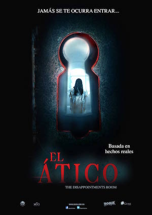 El Atico - The Disappointments Room Pelicula estreno