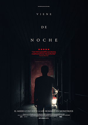 Viene de Noche it comes at night Carteleras de cine