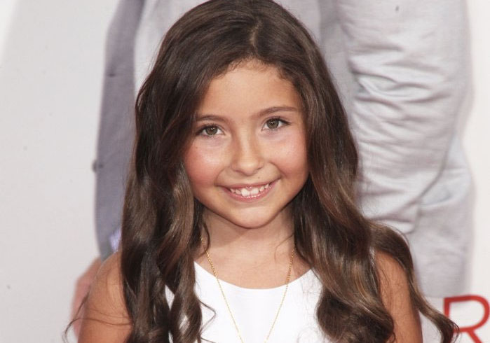 Emma Tremblay hermana de Jacob Tremblay
