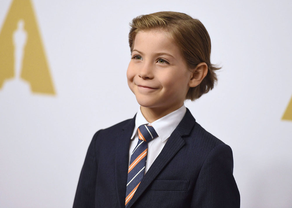 Jacob Tremblay Carteleras de cine Quiz