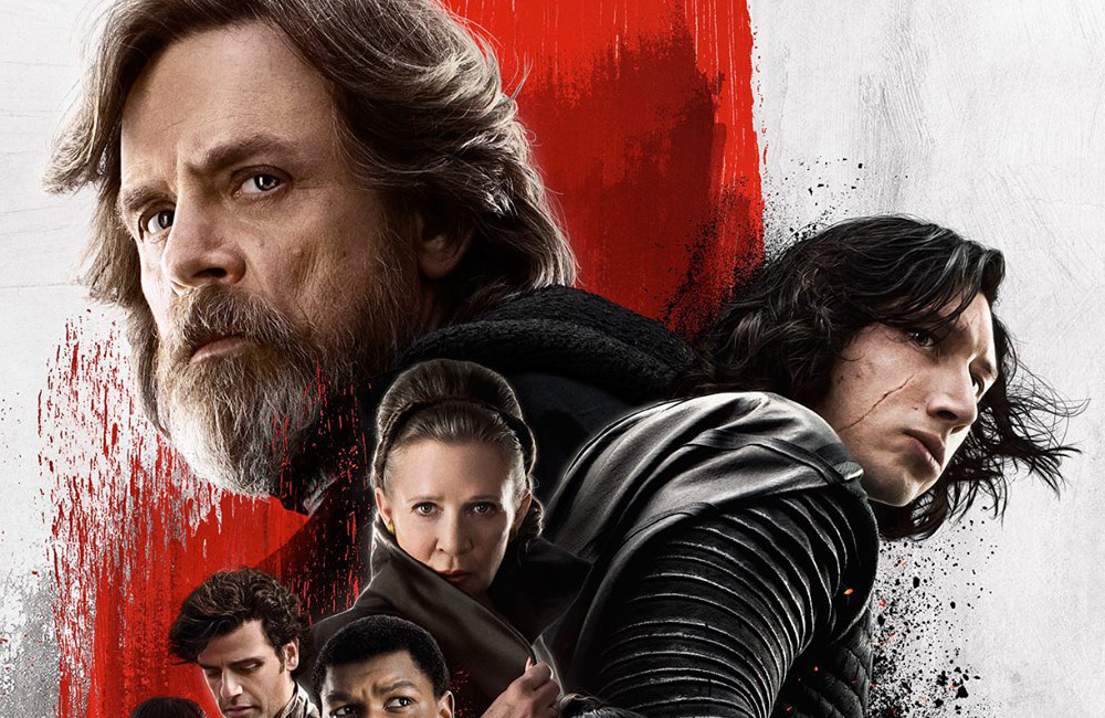 Star Wars the last Jedi en Carteleras de Cine