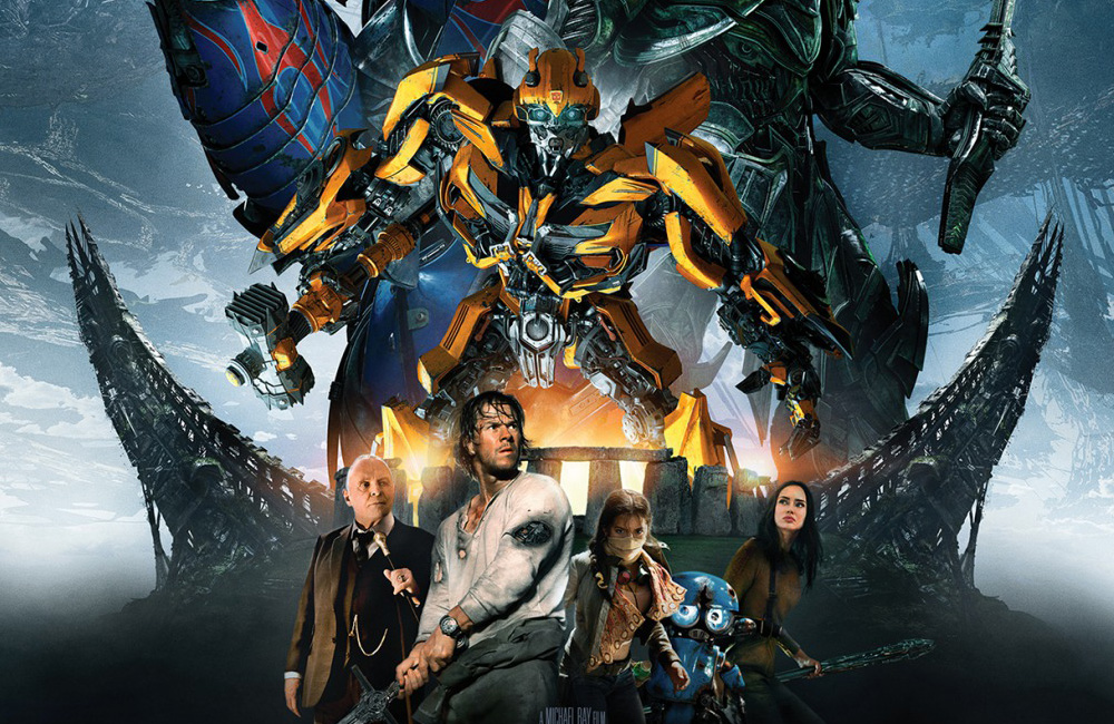 Transformers the last Knight en Carteleras de Cine