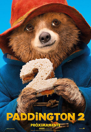 Paddington 2 en Carteleras de Cine info