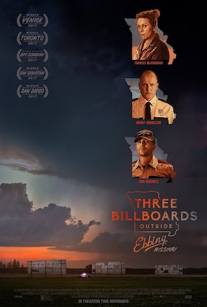 Tres anuncios por un crimen - Three Billboards Outside Ebbing, Missouri Carteleras de Cine