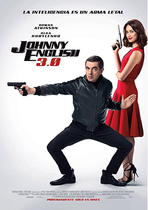 Johnny English 3 en Carteleras de Cine