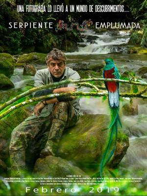 Serpiente Emplumada Documental 2019 Poster Carteleras de Cine